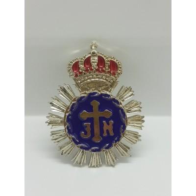 Medalla Pequeña Cofradía Marraja Semana Santa Cartagena