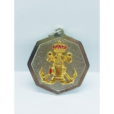 Medalla Cofrade Californios Semana Santa Cartagena Grande
