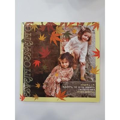 Revista Moda Infantil con Patrones Nº 23 - Espejito Otoño