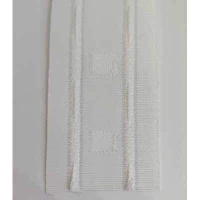 Cinta para cortina automática de rizo varias medidas
