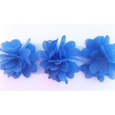 Tira de flores medianas