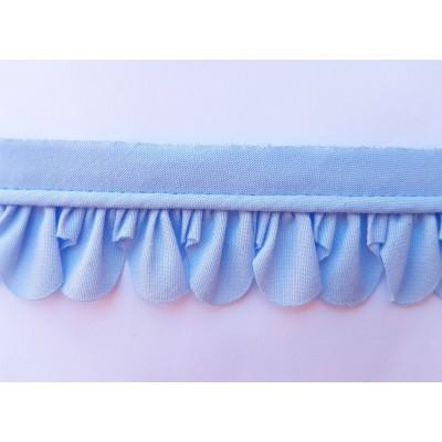Plisados forma de pétalos 30mm ancho