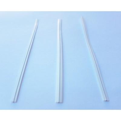 Alambre forrado nasal de plástico 10cm (mascarilla)