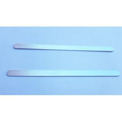Alambre nasal para mascarillas de aluminio