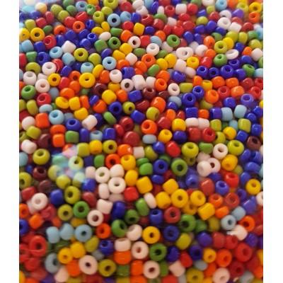Abalorios Cristal de colores tamaño 10