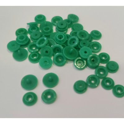 Snaps plástico de varios colores