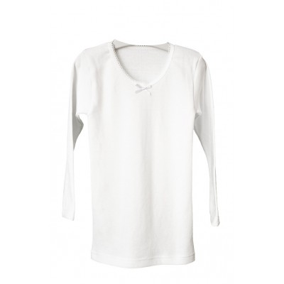 Camiseta interior niña