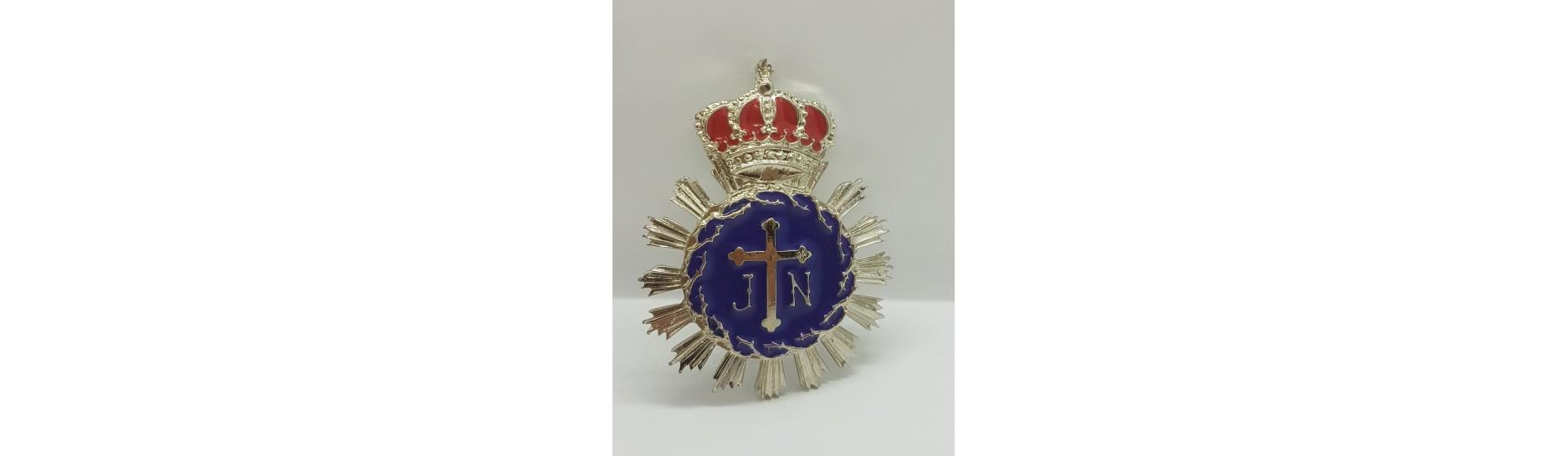 ▷ Medallas Cofradias Semana Santa  - 【 Merceria Online Sonia®】
